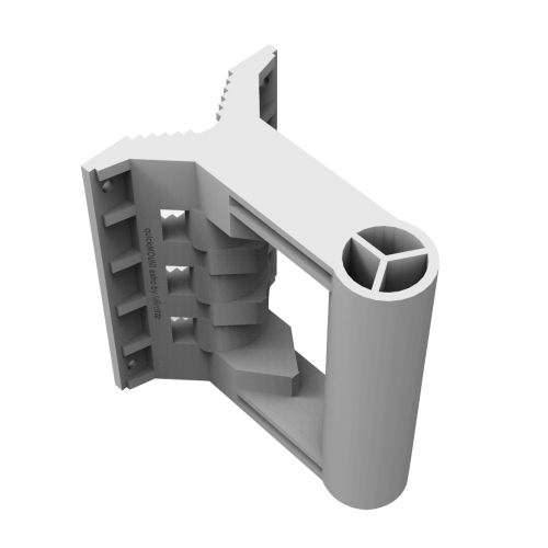 QME: Quickmount Extra - stand-off bracket for small point to point and sector antennas