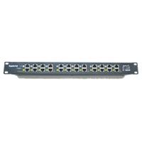 12-GPoE-RM: 12 Port Rack-mountable Gigabit-PoE Injector