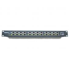 12-GPoE-RM: 12 Port Rack-mountable Gigabit-PoE Injector