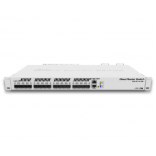 CRS317-1G-16S+RM: 16 ports SFP+ in rack mountable enclosure