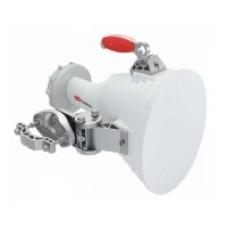 HG3-TP-A20-30: Asymmetrical Horn - 5GHz, 30° symmetrical beam width, 20.5 dBi, Twistport