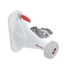 HG3-TP-A90: Asymmetrical Horn - 5GHz, 90°/25° asymmetrical beam width, 16 dBi, Twistport