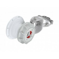 HG3-TP-S60: Symmetrical Horn - 5GHz, 60° symmetrical beam width, 13.2 dBi, Twistport