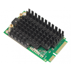 R11e-2HPnD: 2.4GHz 802.11a/n miniPCI-e module for RB912 and othe