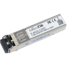 S+31DLC10D: 10G Single Mode SFP Module