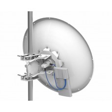 MTAD-5G-30D3-PA: 30 dBi dish antenna with precision alignment mount