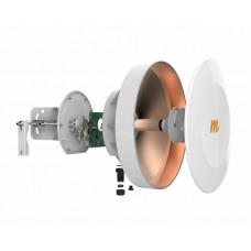 MimosaB5: 5GHz 1.5Gbps backhaul radio with 25 dBi antenna