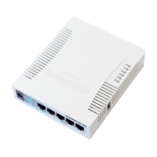 RB951G-2HnD: Gigabit wireless AP with 5 GB ethernet and USB